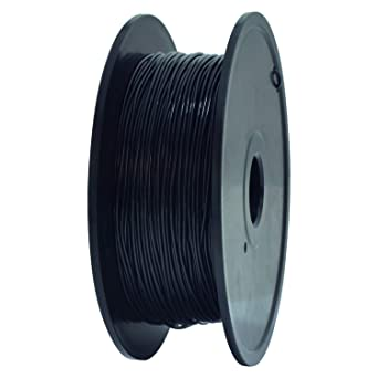 GEEETECH TPU Filamento flexible 1.75mm Negro, Impresora 3D ...