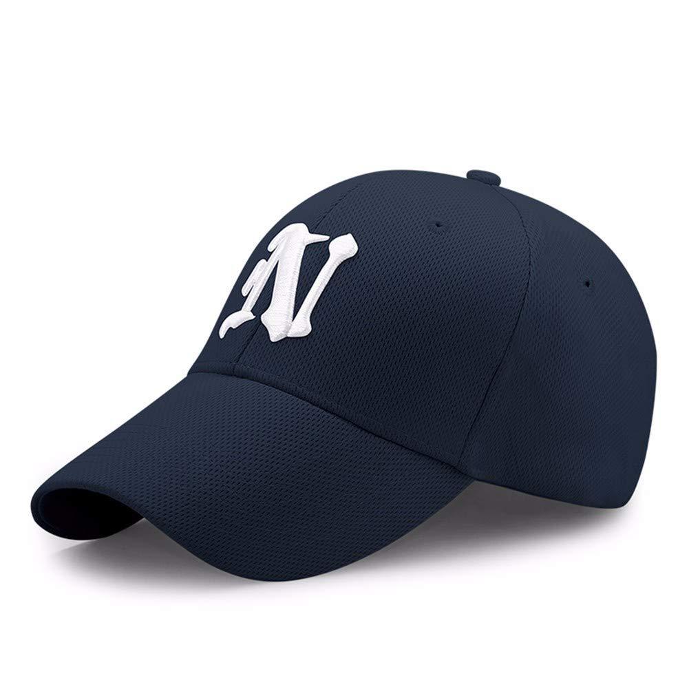 MZ Männer und Frauen atmungsaktive Baseballkappe Wilde Sonnenhut Mesh Jugend Kappe