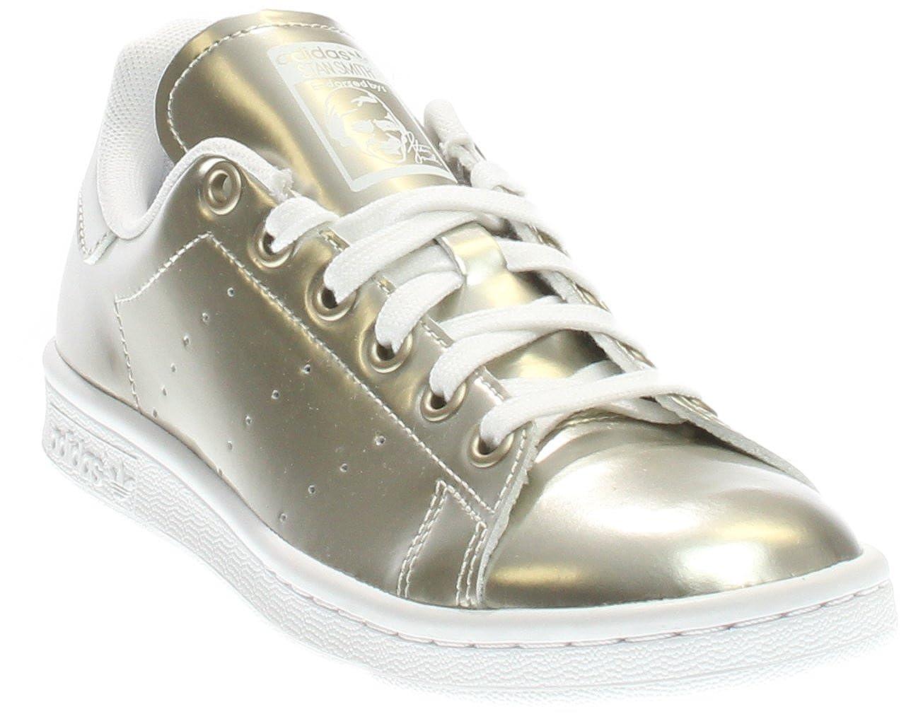 uk availability 4a5ed 37a6c adidas AQ6804 Women Stan Smith White/Metallic
