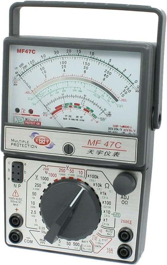 Ac Dc Spannung Strom Testing Messgerät Mf47c Multimeter Baumarkt