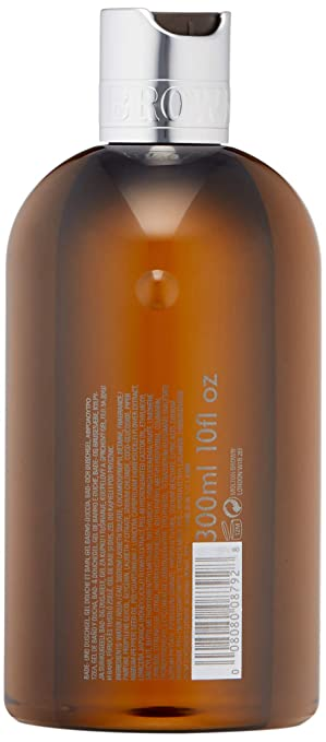 Amazon.com: Molton - Gel de baño y ducha, color marrón ...