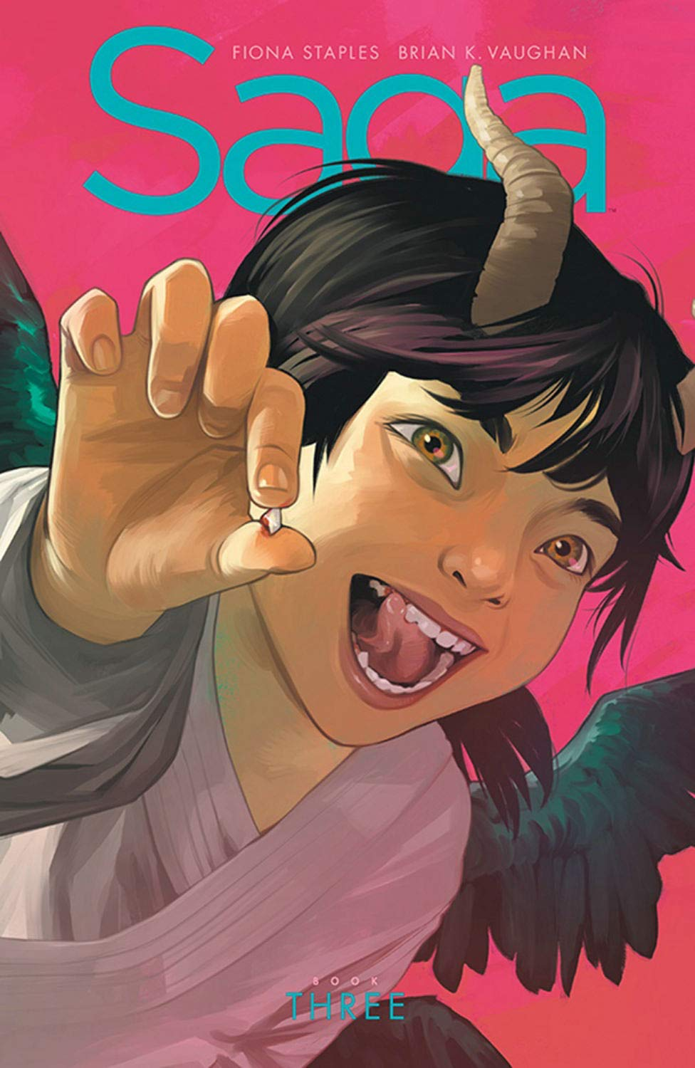 Saga Book Three by Image Comics