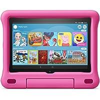 "Fire HD 8 Kids Edition tablet, 8"" HD display, 32 GB, Kid-Proof Case, Pink"