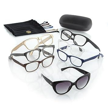 021eb2de9970 Amazon.com  JOY 15-piece Readers with Smart Lenses +2.00  Health ...