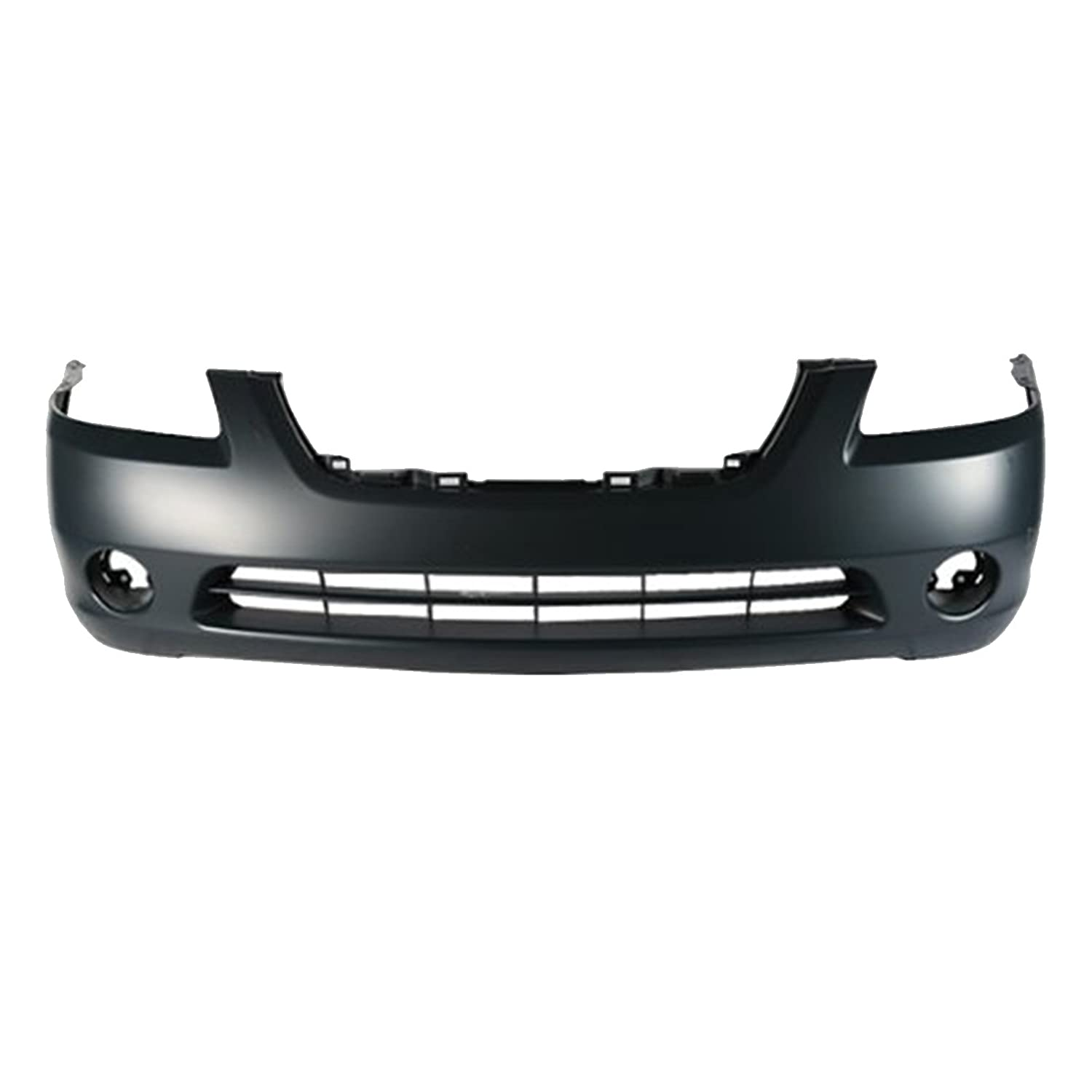 NI1000193 Painted to Match Front Bumper Cover Fascia Replacement for 2002 2003 2004 Nissan Altima 02 03 04 MBI AUTO