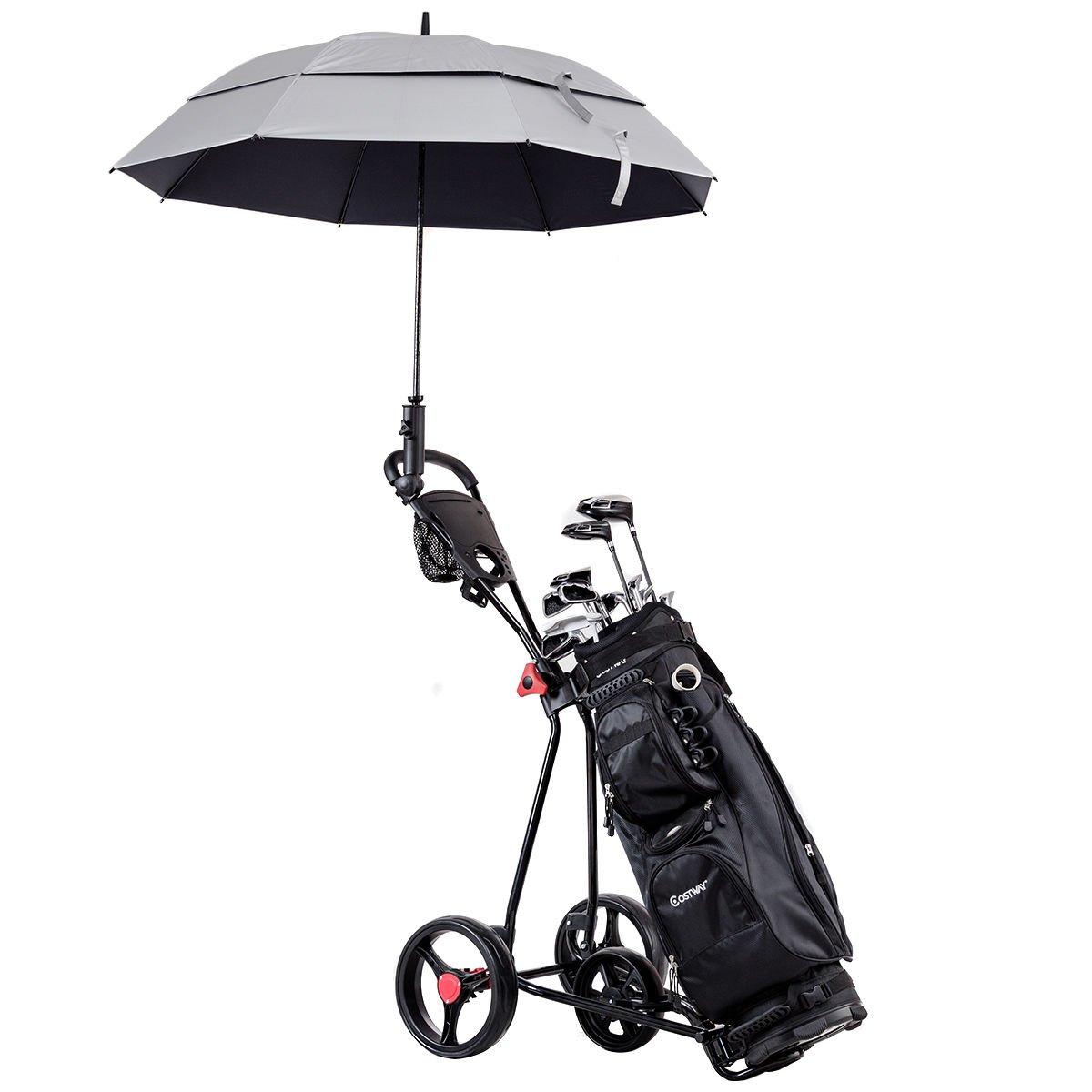 Amazon.com: COLIBROX-- Carro plegable de 3 ruedas, para ...