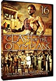 Clash of the Olympians - 16 Movie Set: Hercules Unchained - Giants of Rome - Spartacus and the Ten Gladiators - Hercules Against the Moon Men - The Avenger + 11 more!