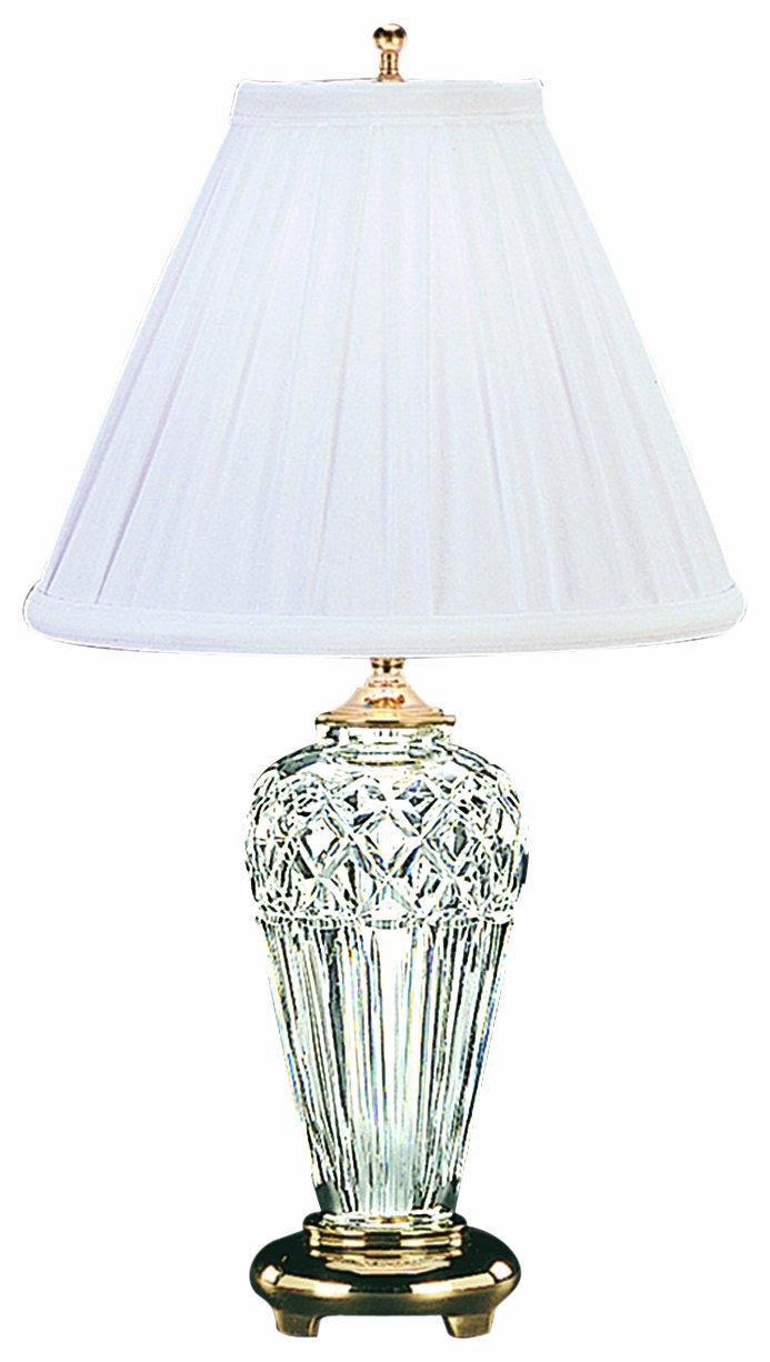 Amazon.com: Waterford belline Accent lámpara: Home & Kitchen
