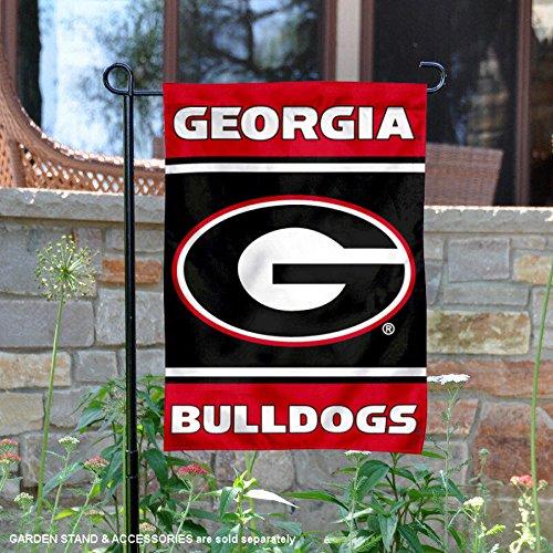 Georgia Bulldogs Garden Flag (Banner Flag Yards)