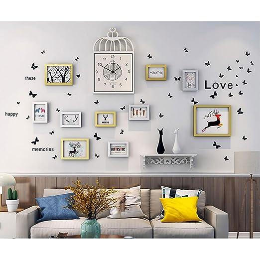 Foto Pared Decoración de la Sala Sofá de Fondo Mural de Pared ...