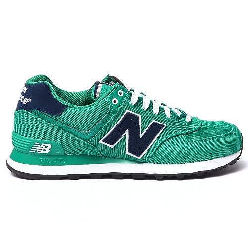 new balance 373 uomo verde