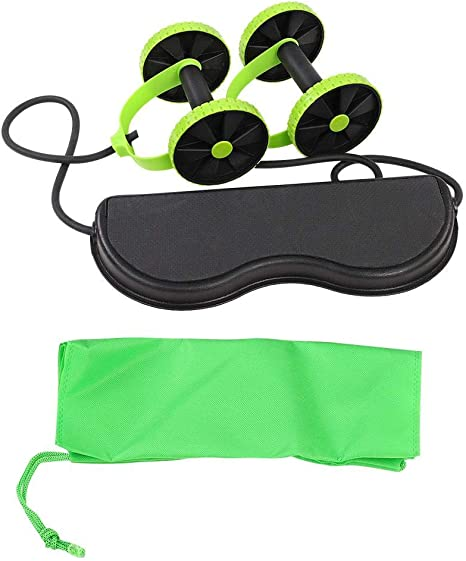 Muscolo Addominale Wheel Exerciser Ab Carver per Palestra Fitness Workout VGEBY1 Ab Wheel Roller