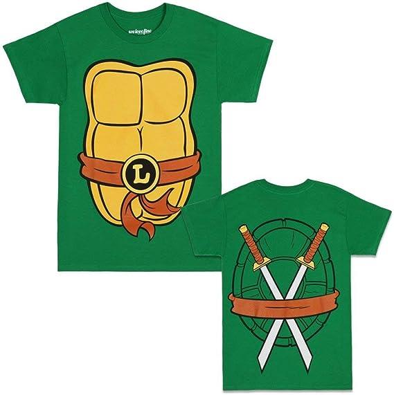 Amazon.com: Teenage Mutant Ninja Turtles disfraz de adulto ...