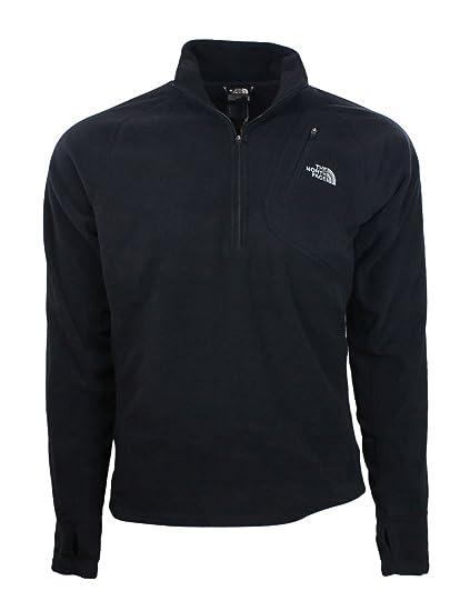 28d409325 Amazon.com: The North Face Men's Runcible 1/4 Zip Fleece Sweater ...