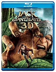 Jack the Giant Slayer (Blu-ray 3D/Blu-ray/DVD Combo Pack)