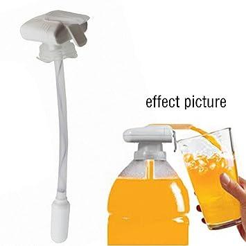 Diseño de jarra de cerveza eléctrica HuaYang Creative máquina de jugo de Soda juego de dispensador de bebidas automático Gadget: Amazon.es: Hogar