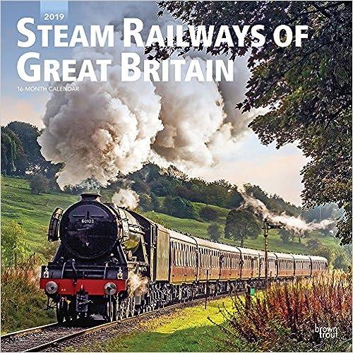 Utorrent Para Descargar Steam Railways Of Great Britain 2019 Square Wall Calendar Novedades PDF Gratis