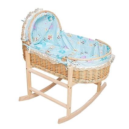 Sleeping basket Flash- 0-1 años Moisés Cesta bebé Cuna/portátil Cuna ...