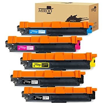 Amazon.com: Miroo 5-Pack cartucho de tóner de repuesto ...