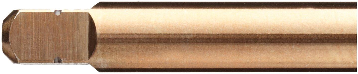 Shank Diameter 0.4800 Full Length 3.13//16Flute Length 0.7087 Shank Diameter 0.4800 Precision Dormer 0582381 Full Length 3.13//16Flute Length 0.7087 Dormer E0375//8 Spiral Flute Taps UNF5//8