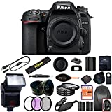 Nikon D7500 DSLR Camera With 18-140mm ED VR Lens - Includes Manufacturer Supplied Accessories (Body Only, Advanced Bundle)