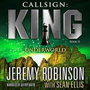Callsign: King: Book 2, Underworld Audiobook
