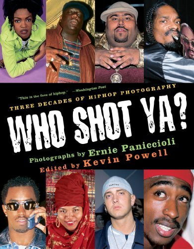 Who Shot Ya?: Three Decades of HipHop Photography