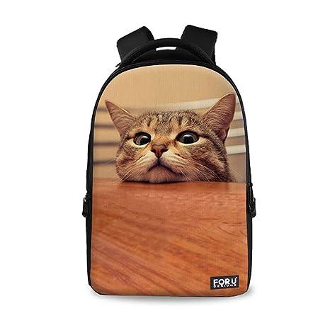 b60b89c2c0b Amazon.com  HUGS IDEA Stylish Big White Backpack Teenage Girls Travel  School Bag  HUGSIDEA