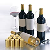 Janolia Heat Shrink Capsules, 100Pcs Wine Shrink