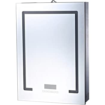 Amazon Com Ove Decors Marici Led Lighted Dual Door