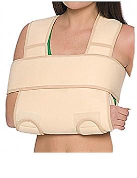 Pulsera Tobillera De Cabestrillo de Hombro brazo de vendaje reforzado Articulación mano 8013: Amazon.es: Salud y cuidado personal
