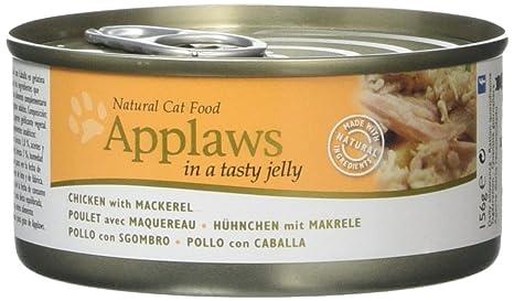 Applaws - Lata para Gatos, 156 g, 24 Unidades