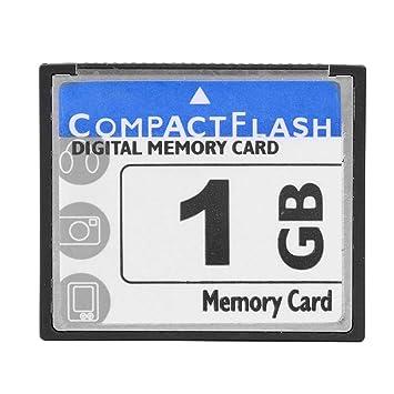 Asiproperuk Compact Flash Card CF,Tarjeta de Memoria para ...