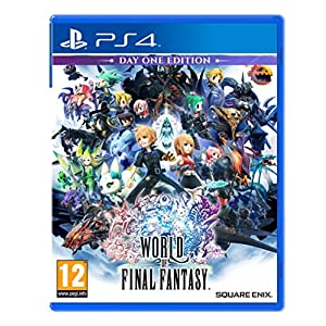 World of Final Fantasy: Day One Edition (PS4) (UK IMPORT)