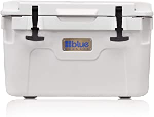 Blue Coolers Companion Cooler – 30 Quart, Roto-Molded Ice Cooler | Large Ice Chest Holds Ice up to 10 Days |