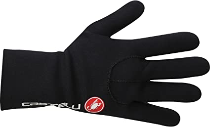 Lightweight Padded Bike Gloves for Cold Weather Castelli Mens Winter Lightness 2 Cycling Gloves