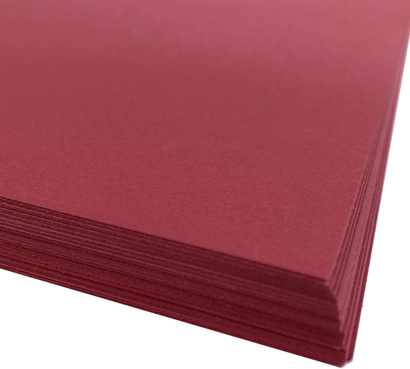 A4 Orange Kartonpapier Drucker Geeignet zum Basteln Farbige Bastelkarte Kopieren Kopieren von Kopierern Drucken 160 g//m/² 40 Blatt
