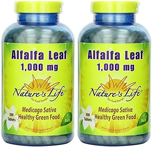Alfalfa Leaf 1000mg