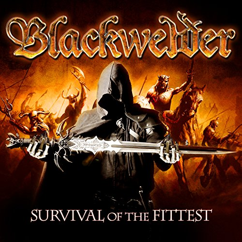 Blackwelder: Survival Of The Fittest (Audio CD)