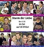Sturm der Liebe - DVD Box01 - 10 - Folge 01-100 (30 DVDs)