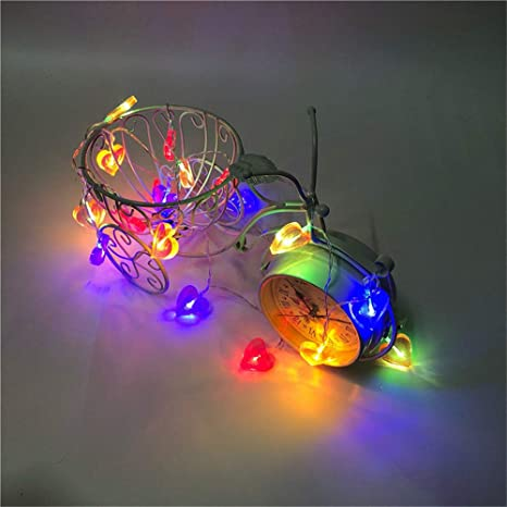 DECORAZIONI Natalizie Luci Giardino Solare Lucine LED Stringa Luci Corridoio