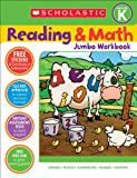 Best Kindergarten Workbooks - Reading & Math Jumbo Workbook: Grade K Review