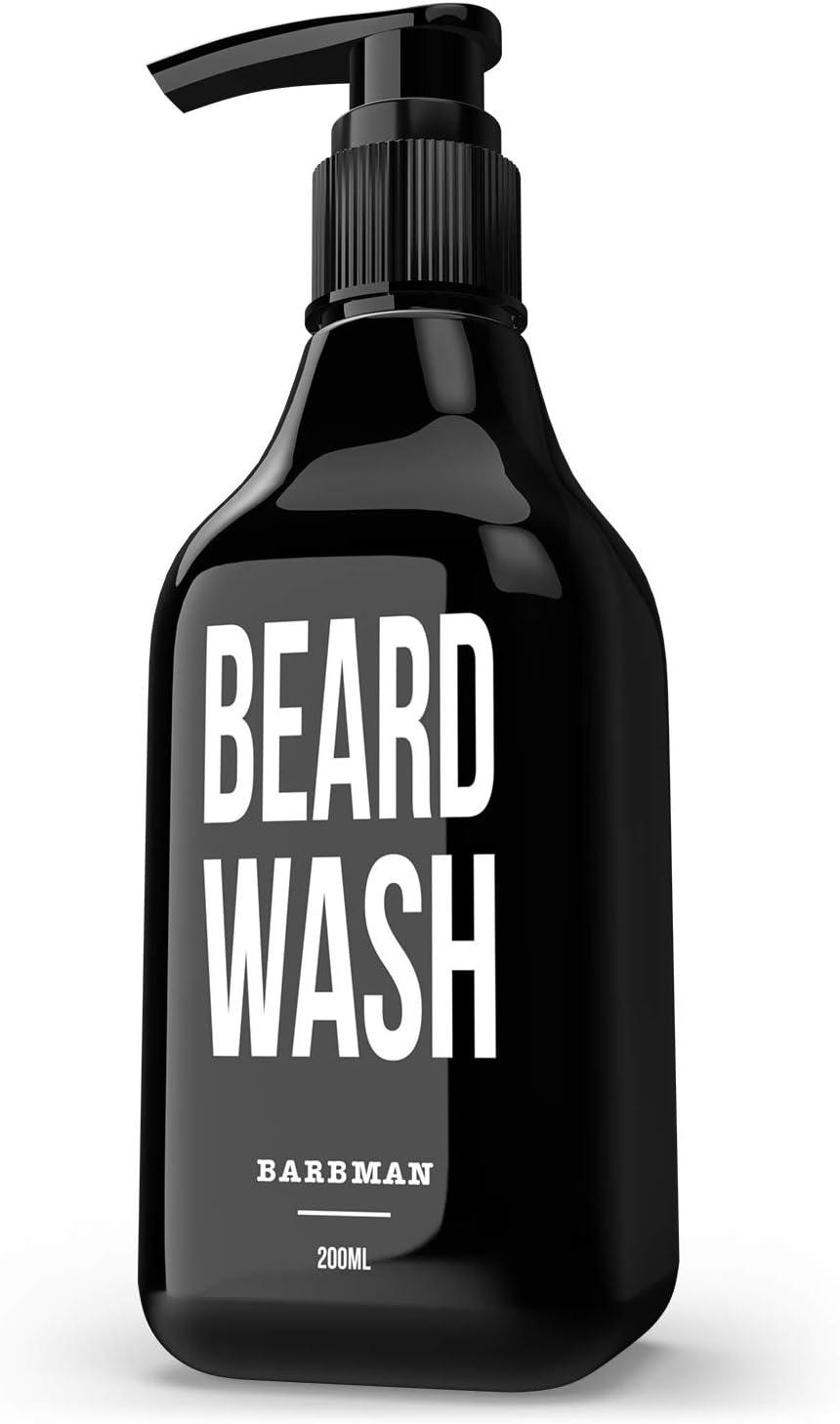 champú para barbas