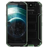 Blackview BV9500 4GB+64GB 10000mAh Battery 5.7 inch Android 8.1 Helio P23 (MTK6763) Octa Core up to 2.5GHz GSM & WCDMA & FDD-LTE (Green)
