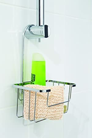 Metal Hanging Shower Caddies By Croydex