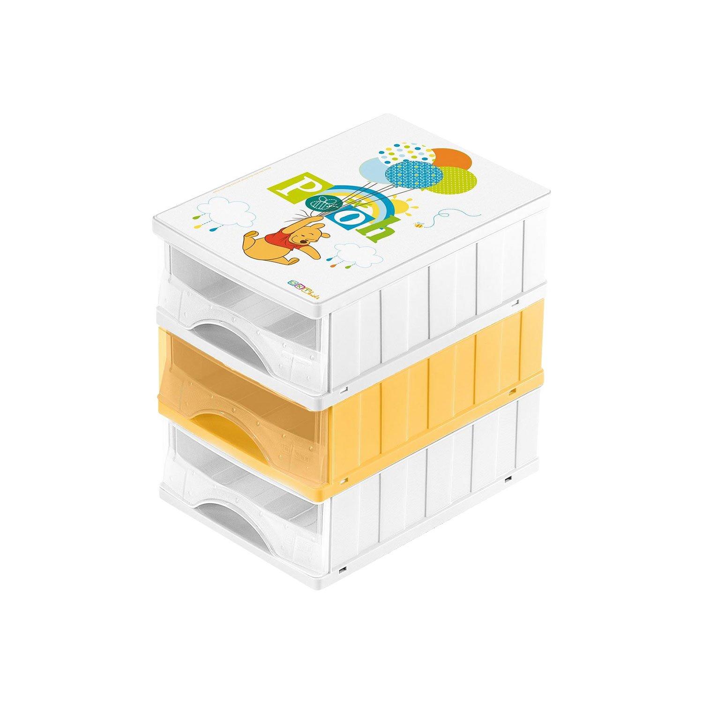 Möbel & Wohnen keeeper A5 Schubladen Set Winnie Pooh wiktor Möbel