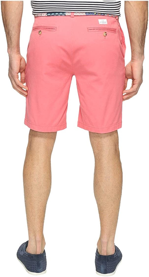VINEYARD VINES Mens 9 Stretch Breaker Short Dress Shorts