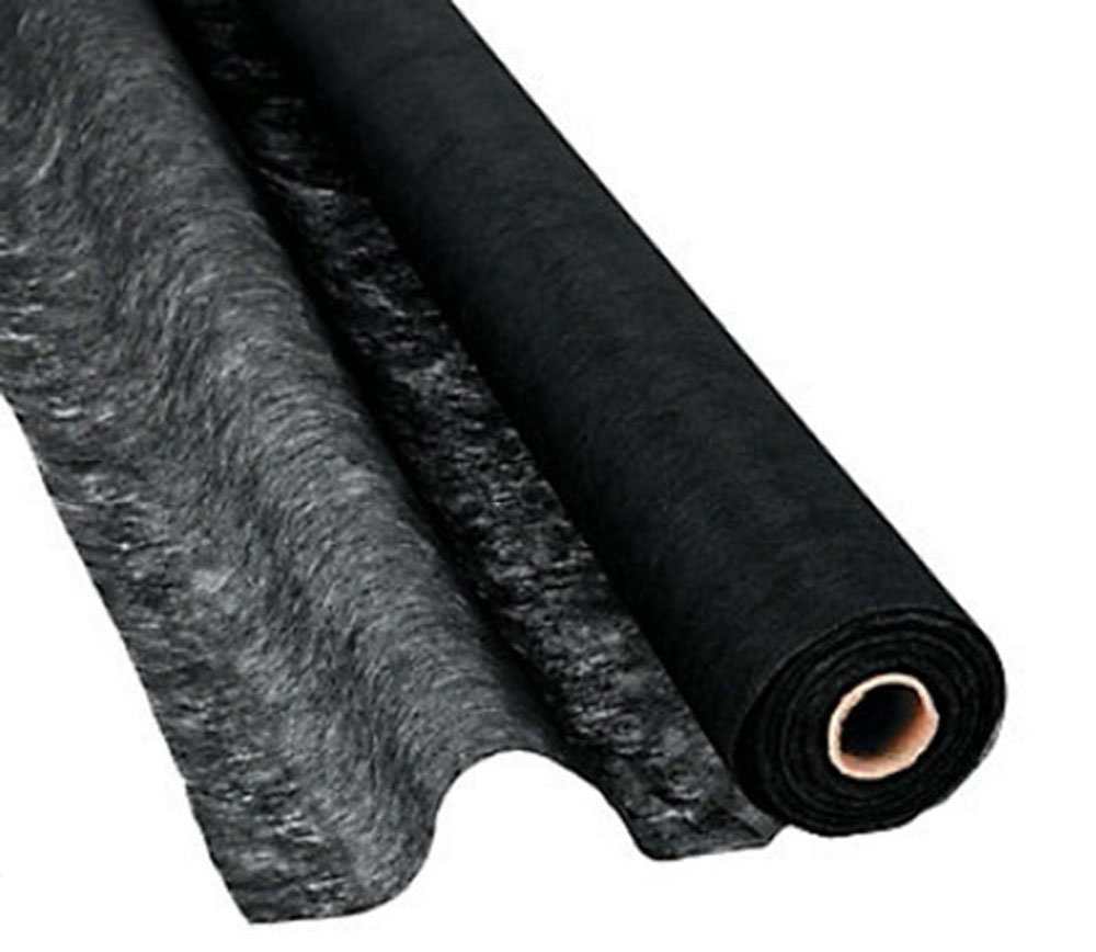 100 FT x 3 FT Black Gossamer Roll Wedding Aisle Runner Draping Party Decor Decoration Table Decor