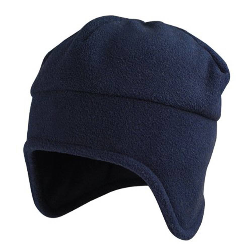FLEECE TOQUE BEANIE CAP