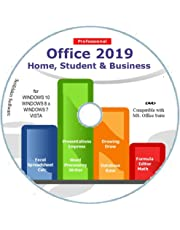 Office Suite 2019 Home Student and Business for Microsoft Windows 10 8.1 8 7 Vista 32 64bit| Alternative to Microsoft Office 2016 2013 2010 365 Compatible with Word Excel PowerPoint ⭐⭐⭐⭐⭐